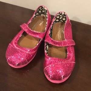 Girls Toddler Tom Shoes